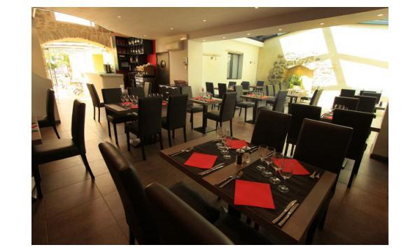 Restaurant gastronomique Homps